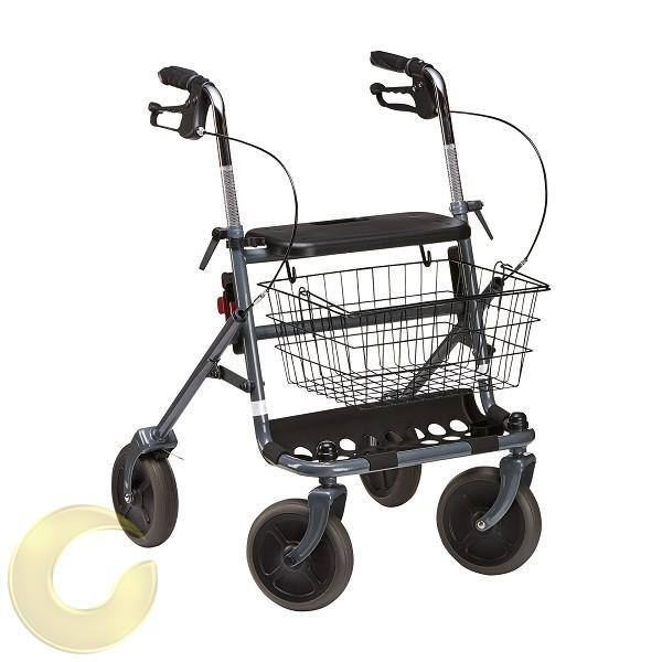 רולטור 4 גלגלים FAKTO+ מבית DIETZ גרמניה