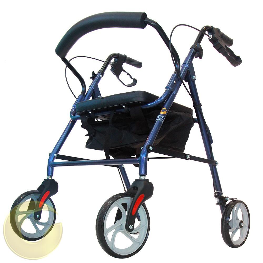 רולטור 4 גלגלים MATO עם גלגלים רכים