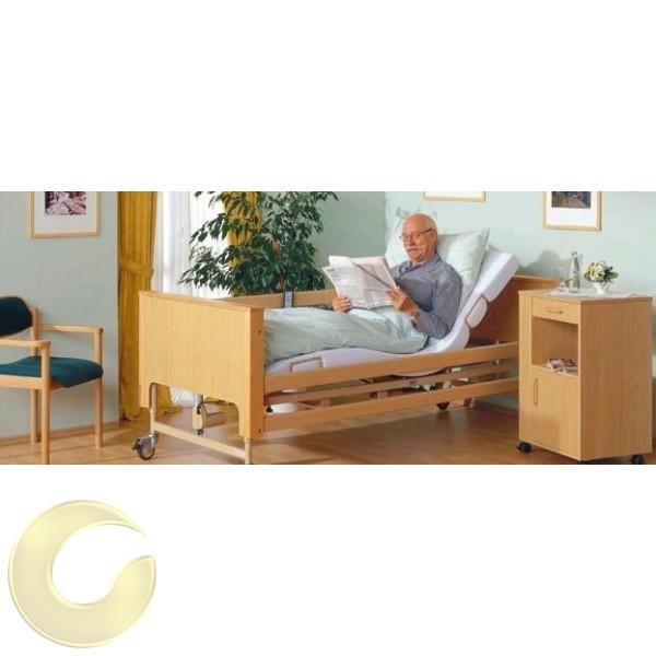מיטה סיעודית חשמלית תוצרת גרמניה!