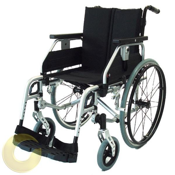 כסא גלגלים אופטימה - נוח במיוחד