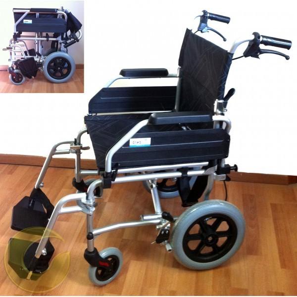 כסא גלגלים / העברה צר וקומפקטי