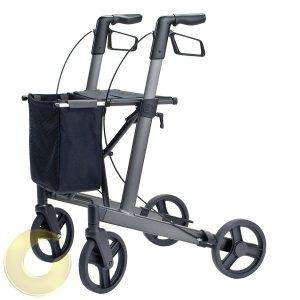 רולטור 4 גלגלים חזק ומעוצב BRADO מבית Bechle גרמניה