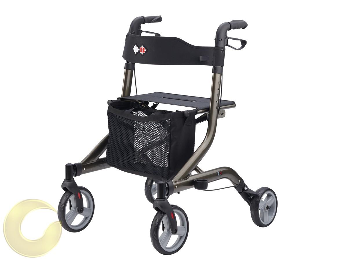 Capero רולטור 4 גלגלים