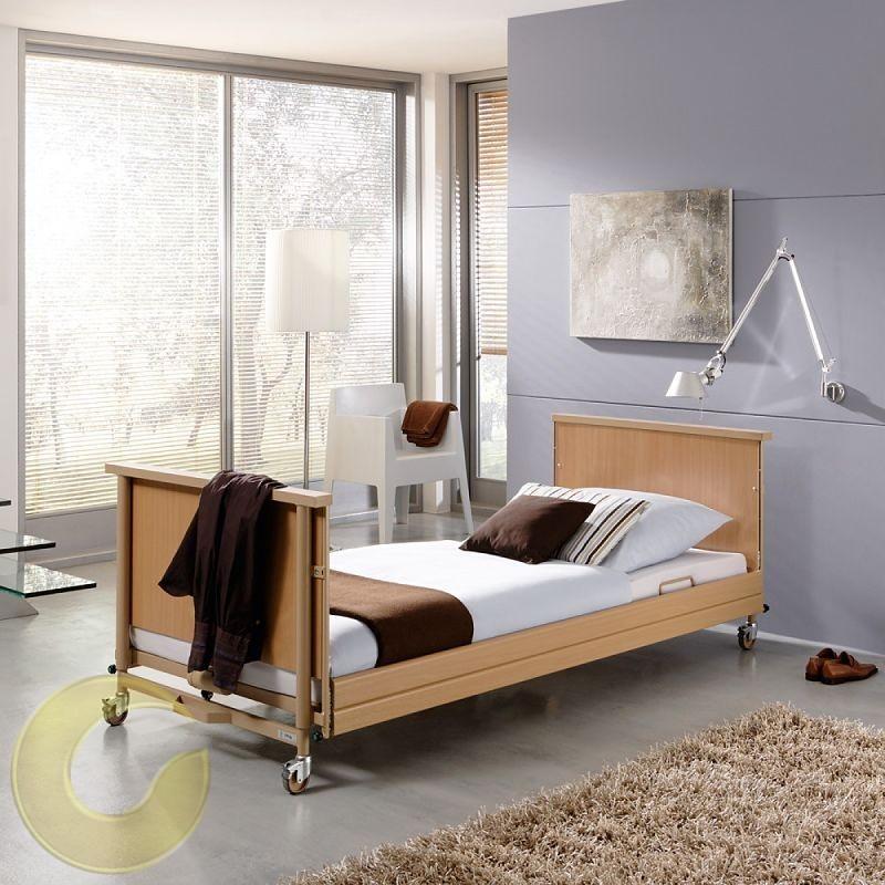 מיטה סיעודית עם כניסה נמוכה - Low Entry