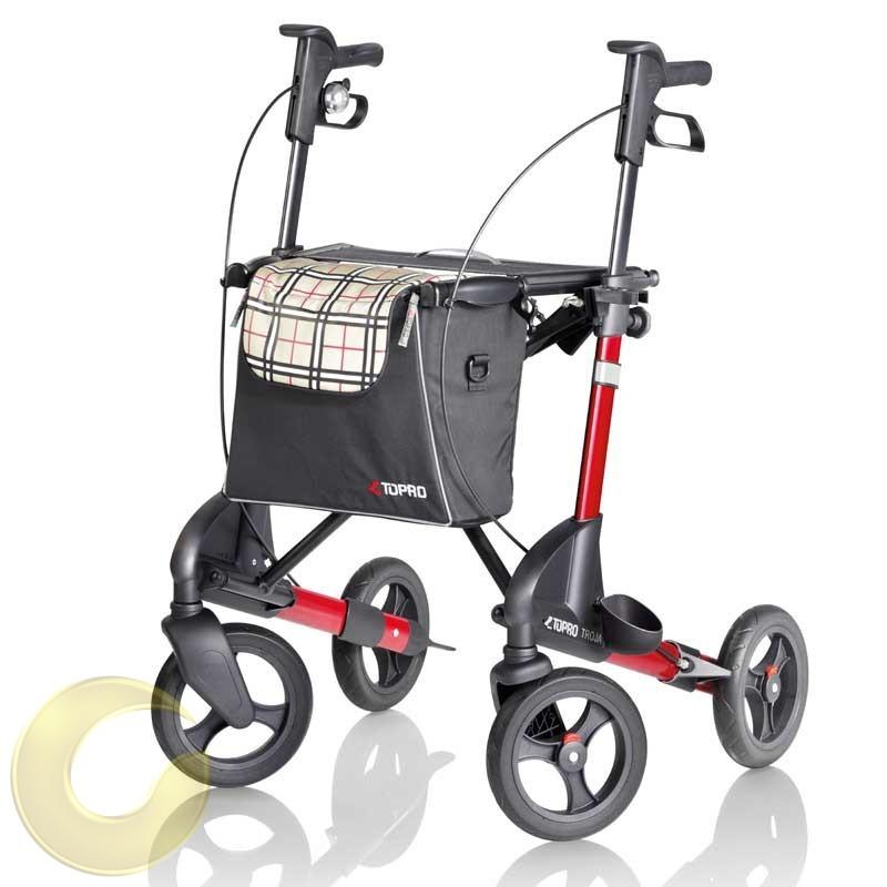 רולטור 4 גלגלים יוקרתי טרויה  פרימיום 2G
