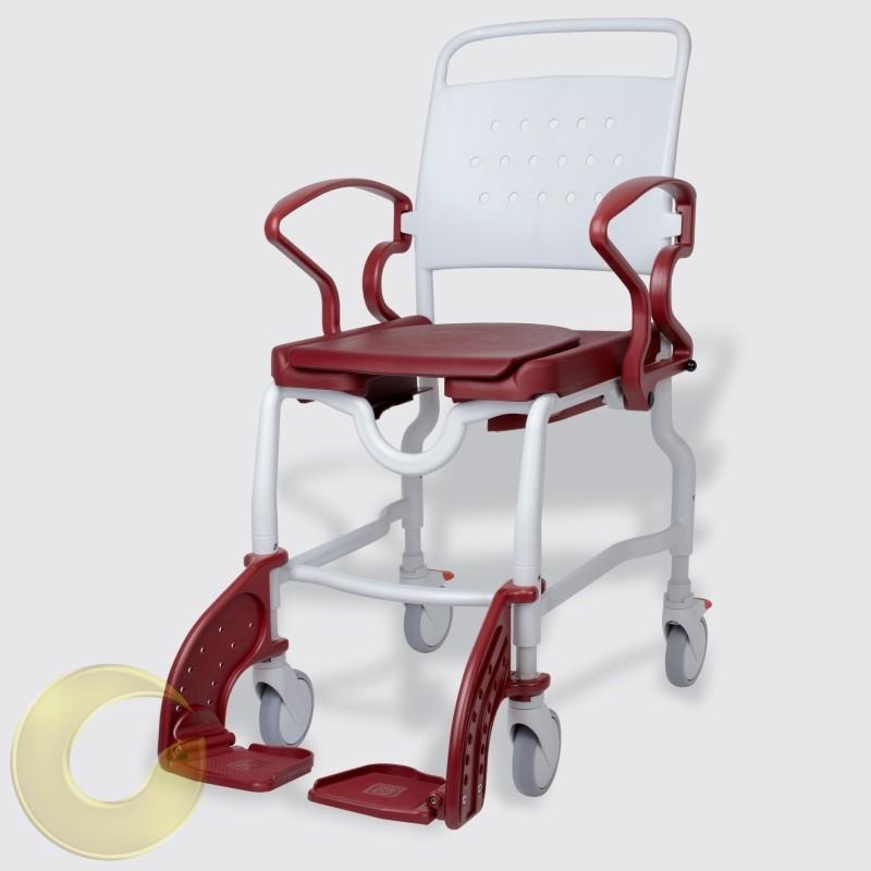 כסא רחצה ושירותים BERLIN  מושב רך ומפנק במיוחד