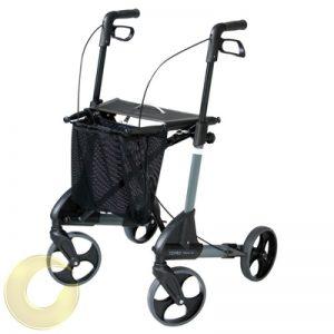 רולטור 4 גלגלים יוקרתי טרויה קלאסיק