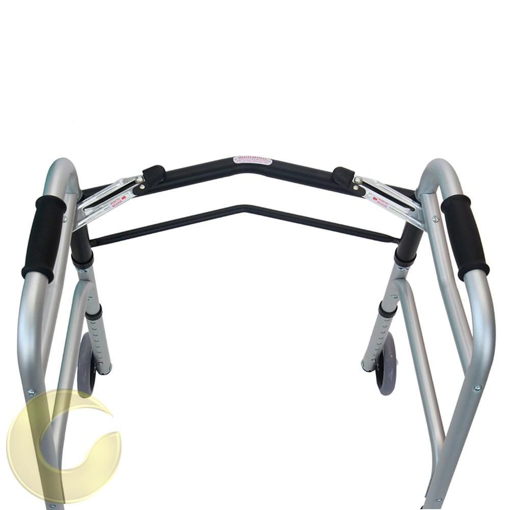 הליכון TURA חזק ויציב במיוחד עם קיפול כפול