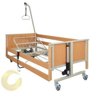 מיטה סיעודית +מתנה: מזרון ויסקו איכותי אטום לנוזלים חבילה מושלמת במחיר משתלם במיוחד!