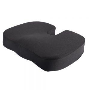 כרית ישיבה להקלה על כאבי גב תחתון
